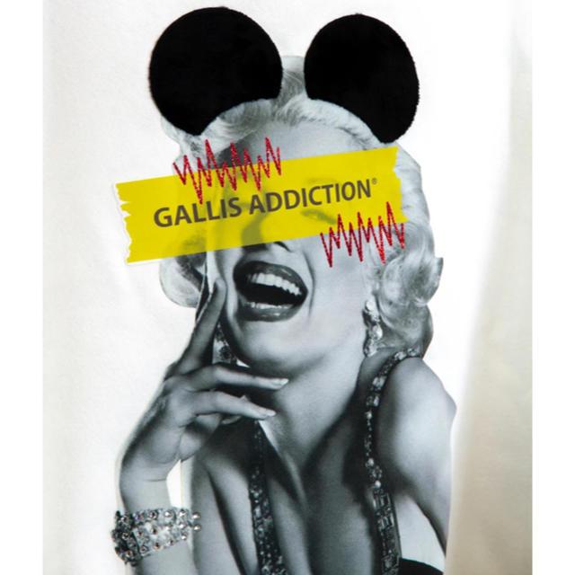 JACKROSE(ジャックローズ)のJACKROSE GALLIS ADDICTION  メンズのトップス(パーカー)の商品写真