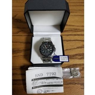 セイコー(SEIKO)の【最終価格】SEIKO CHRONOGRAPH 腕時計(腕時計(アナログ))