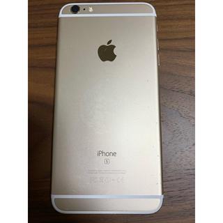 Apple - 【中古】iPhone6s plus SIMフリー
