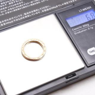 クロムハーツ(Chrome Hearts)のクロムハーツ 22K スペーサーリング 3mm 指輪 ゴールド 約14号 6.8(リング(指輪))