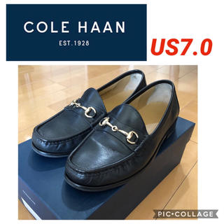 Cole Haan - 【着用10回未満】COLE HAAN ビットローファー