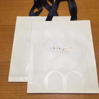 クレドポーボーテ(クレ・ド・ポー ボーテ)のクレドポーボーテ ショッパー2枚(ショップ袋)