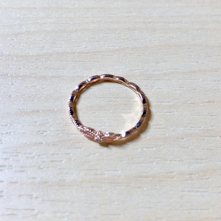 指輪 リング ピンクゴールド(リング(指輪))