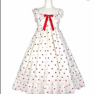 Angelic Pretty - Petit Heartジャンパースカート