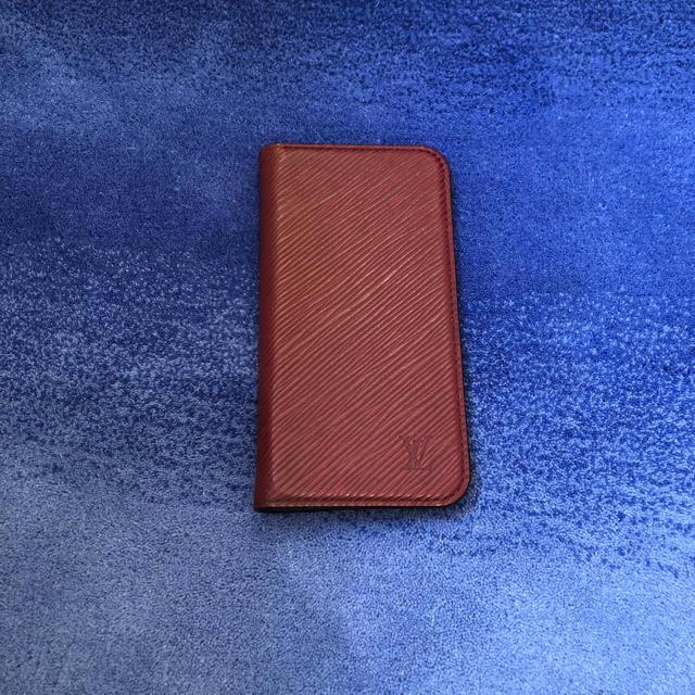 iphone8 クリア ハード ケース 、 LOUIS VUITTON - ルイヴィトン  エピ  スマホケースの通販