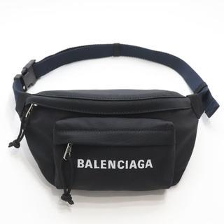 バレンシアガ(Balenciaga)の新品 バレンシアガ ウィール ベルトパック ボディバッグ ナイロン ブラック 黒(ボディバッグ/ウエストポーチ)