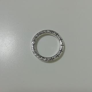 クロムハーツ(Chrome Hearts)のクロムハーツ ntflリング シルバー usサイズ4.5 日本サイズ8号(リング(指輪))