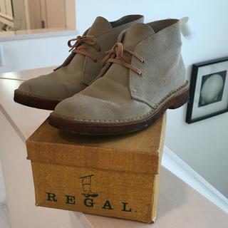 リーガル(REGAL)のREGAL デザートブーツ(ブーツ)