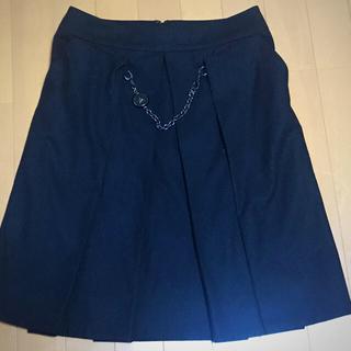 セリーヌ(celine)のセリーヌスカート36(ひざ丈スカート)
