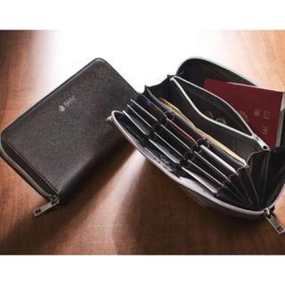 ナノユニバース(nano・universe)のナノユニバースカードがたくさん入る長財布(財布)