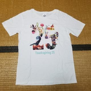 Mr.Children 25周年 ライブTシャツ グッズ 白 L  ミスチル(ミュージシャン)