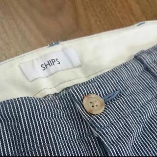 SHIPS - 【美品】SHIPS パンツ