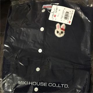 ミキハウス(mikihouse)のミキハウス  カーディガン定価1万円超え(ニット/セーター)