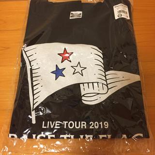サンダイメジェイソウルブラザーズ(三代目 J Soul Brothers)の三代目JSB 2019レイズザフラッグ  ライブ Tシャツ(ミュージシャン)