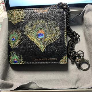 アレキサンダーマックイーン(Alexander McQueen)のAlexander Maqueen お財布 未使用(折り財布)