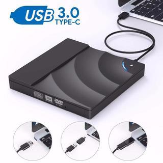 外付け DVD ドライブ DVDプレーヤー CD ドライブ ポータブルドライブ (PC周辺機器)