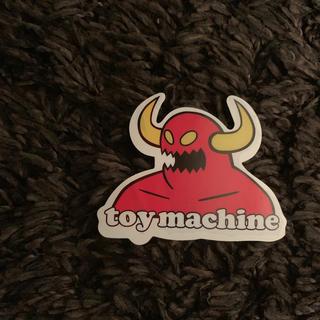 ステッカー toy machine(ステッカー)