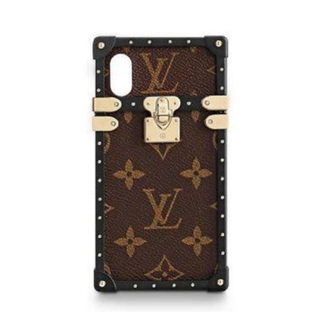 LOUIS VUITTON - LOUIS VUITTON アイトランク iPhone7の通販