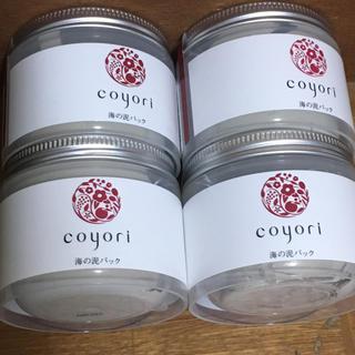 coyori 海の泥パックC コヨリ海の泥パック コヨリ 美容液