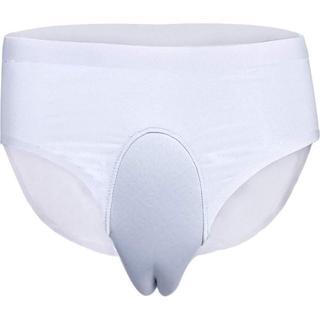カバーパンツ 男性用 シームレス 変装 涼しい 通気穴 女装用 サイズ選択可(コスプレ用インナー)