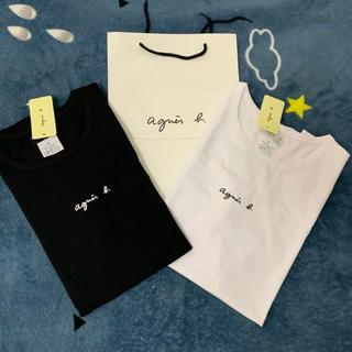 アニエスベー(agnes b.)の agnes b.黒白2点セットアニエス ベー Tシャツ(Tシャツ/カットソー(半袖/袖なし))