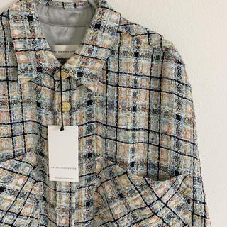 バレンシアガ(Balenciaga)のfaith connexion チェックシャツ(シャツ)