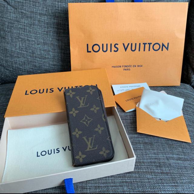 LOUIS VUITTON - LOUIS VUITTON iPhone7ケースの通販