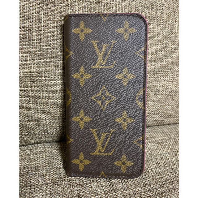 iphone8 ケース ポリカーボネート | LOUIS VUITTON - ルイヴィトン iPhone Xケース♡の通販