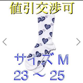 ジーディーシー(GDC)の MサイズHUMAN MADE® × Girls Don 't Cry ソックス(ソックス)