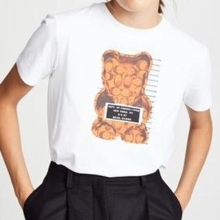 コーチ(COACH)の【COACH★F76049】コーチ限定コラボ♪レディーストップス半袖Tシャツ(Tシャツ(半袖/袖なし))