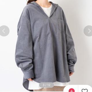 カスタネ(Kastane)のkastane コーデュロイアノラックシャツ(その他)