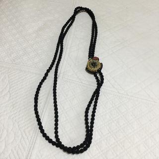 フランシュリッペ(franche lippee)のFRANCHE LIPPEE ブローチ付きネックレス(ネックレス)