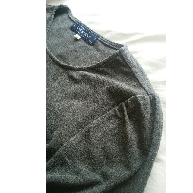 M'S GRACY(エムズグレイシー)の♡レディにお散歩♡ストレッチトップス レディースのトップス(シャツ/ブラウス(長袖/七分))の商品写真