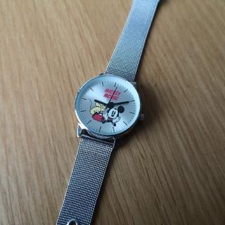 ミッキーマウス(ミッキーマウス)のspring (スプリング) 2019年 11月号 付録 ミッキーマウス 腕時計(ファッション)