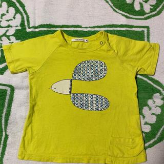 ミナペルホネン(mina perhonen)のポコニャン様専用   ミナペルホネン  80サイズ シャツ(Tシャツ)