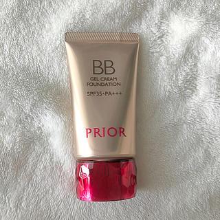 プリオール(PRIOR)の新品♡プリオール♡美つやBBジェルクリーム  オークル2(BBクリーム)