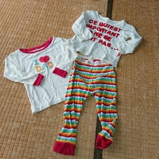 ベビーギャップ(babyGAP)のbabygap セット(パジャマ)