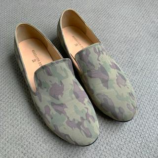 ナノユニバース(nano・universe)のナノユニバース メンズ スリッポン 靴(スリッポン/モカシン)