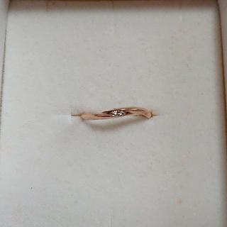 ヨンドシー(4℃)のひな様専用 ドゥミエールビジュソフィア リング(リング(指輪))