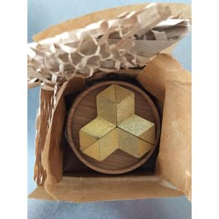 アフタヌーンティー(AfternoonTea)のFutagami 箸置き 結晶 3個入り(カトラリー/箸)