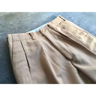 ワイズ(Y's)の【美品】Y's for men Wide trousers(スラックス)