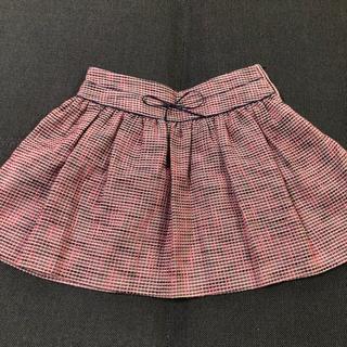RED VALENTINO - ツウィード レッドヴァレンティノ スカート 38