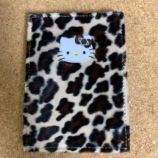 サンリオ(サンリオ)のハローキティ  Hello kitty   ミラー 折りたたみスタンドミラー (ミラー)