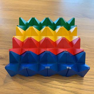 ネフ(Neaf)のブロック 全部16ピース(積み木/ブロック)