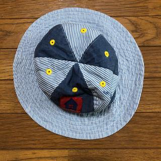 ampersand - 赤ちゃん 帽子 46cm