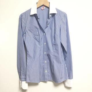 バルバ(BARBA)のBARBA ストライプシャツ(シャツ/ブラウス(長袖/七分))
