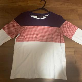 シップス(SHIPS)の長袖Tシャツ メンズ SHIPS Sサイズ(Tシャツ/カットソー(七分/長袖))