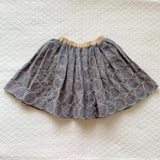 ミナペルホネン(mina perhonen)の最終お値下げしました❁美品です❁ミナペルホネン タンバリン❁サイズ100(スカート)
