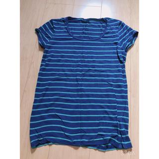 スライ(SLY)のSLYボーダーTシャツ(Tシャツ(半袖/袖なし))