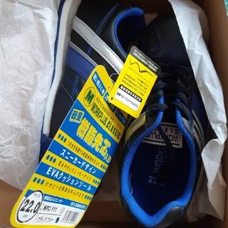 ミドリアンゼン(ミドリ安全)の安全靴22.0(その他)